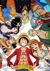 Strawhat Pirates 2Y Post-Timeskip by mcmgcls on DeviantArt