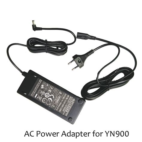 Yongnuo Adapter Power Supply Charger Adaptor Input