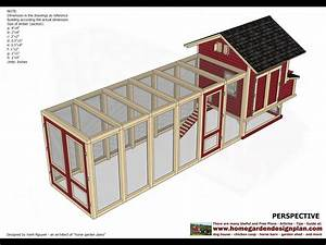 L102 - Chicken coop plans free - How to build a chicken ...