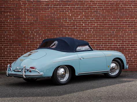 porsche speedster rm sotheby 39 s 1958 porsche 356 a speedster by reutter