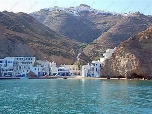 Anafi Island Greece Greek Cyclades Islands