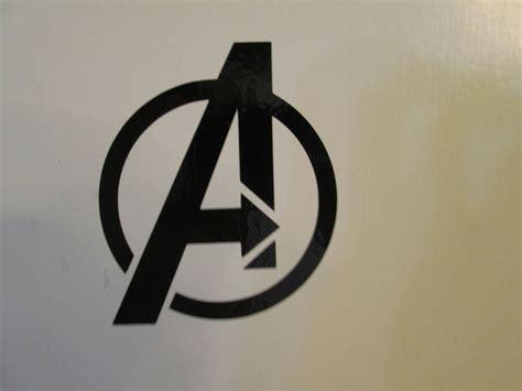 avengers marvel ironman hulk captain america decal sticker