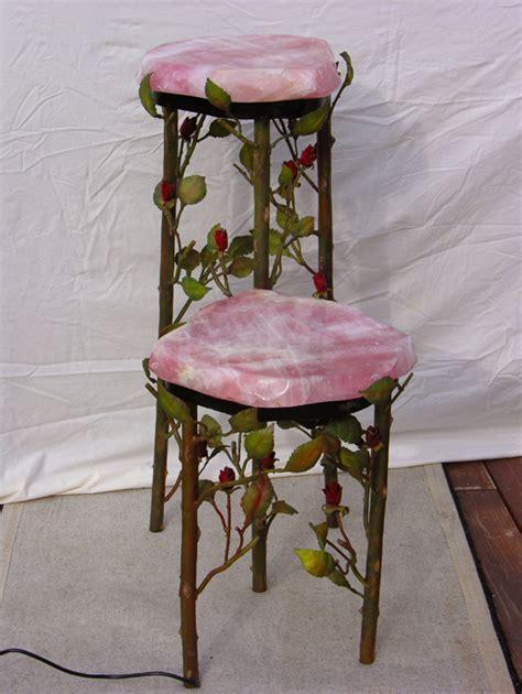 rose quartz table l rqst005