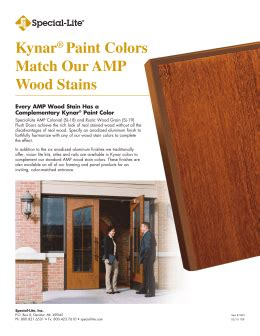 kynar 500 174 pvdf resin based metal coatings brochure