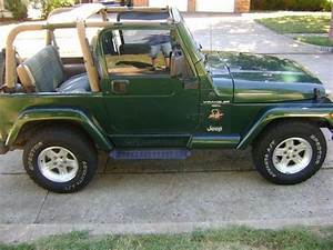Purchase Used 1999 Jeep Tj Wrangler Sahara 112k Miles 4 0l