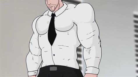 Muscle Growth Before Interview
