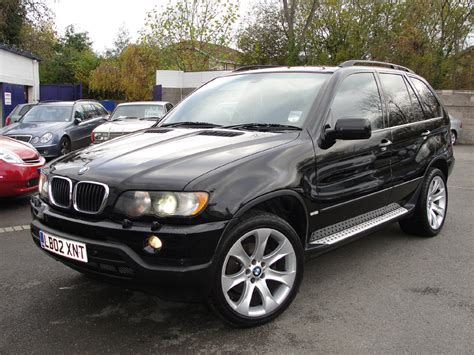 2002 Bmw X5 Photos, Informations, Articles