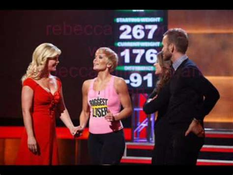 rebecca meyer the biggest loser YouTube