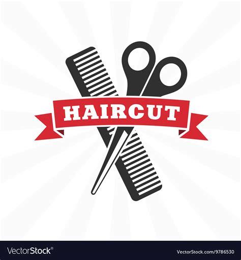 haircut logo vector haircuts models ideas