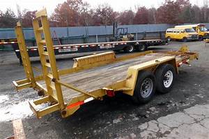 2011 Cam Warrior Tandem Axle Tag Trailer For Sale By