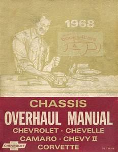 Chevrolet Camaro Manuals At Books4cars Com
