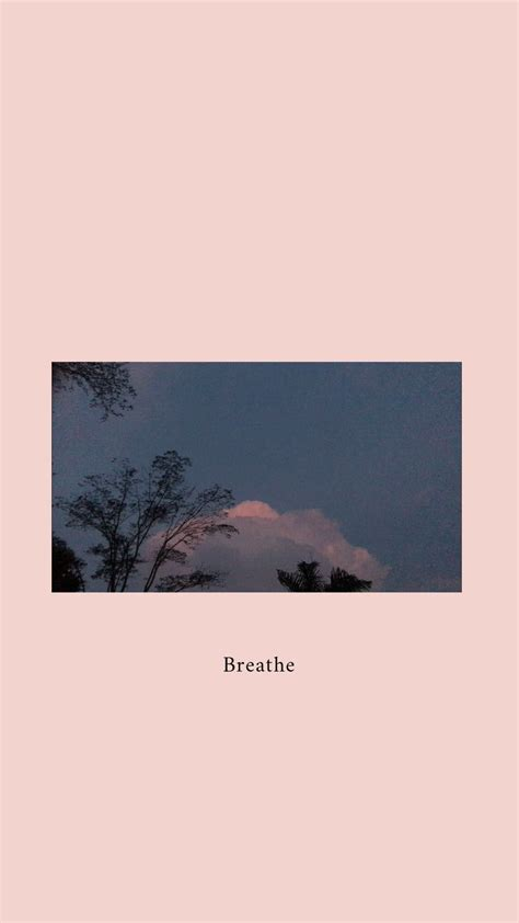 Artsy Aesthetic Wallpaper Iphone by Breathe In 2019 Wallpaper Iphone Wallpaper