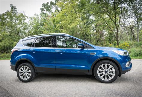 Ford Titanium 2017 by Review 2017 Ford Escape Titanium 95 Octane