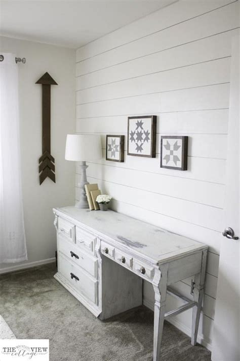 Where Do I Find Shiplap by White Shiplap Gender Neutral Nursery Reveal My Home The