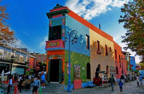 Caminito en La Boca Turismo en Buenos Aires