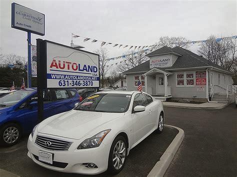 autoland usa voted   car dealer  long island