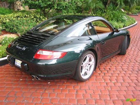 2008 Forest Green Metallic Porsche 911 Targa 4s #39431273