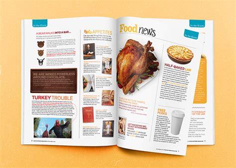 cuisiner magazine food magazine layout pixshark com images galleries