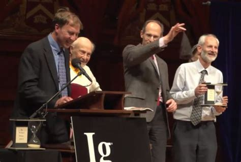 2012 Ig Nobel Prizes Awarded