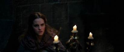 Beast Gifs Emma Watson Belle Trailer Action