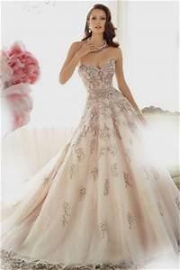 rose colored wedding dress wwwpixsharkcom images With rose colored wedding dress