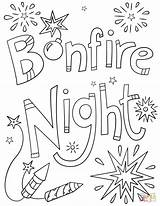 Bonfire Coloring Night Pages Printable Drawing Dot Holidays Through Paper Supercoloring Categories sketch template