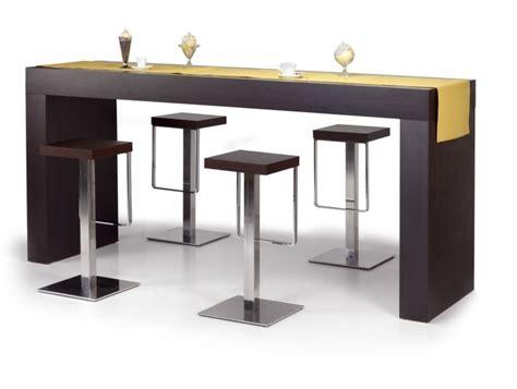 tables hautes de cuisine table haute cuisine table de salle à manger trendsetter