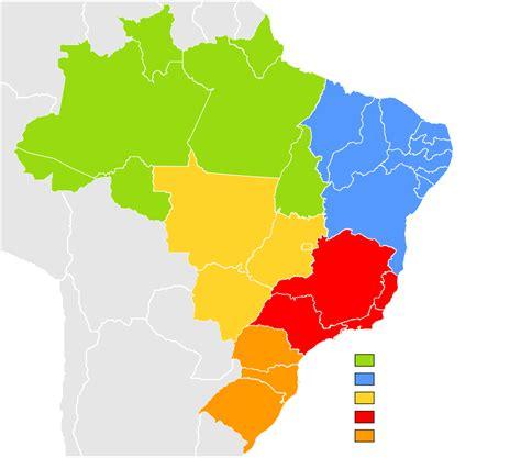 States Of Brazil Wikipedia
