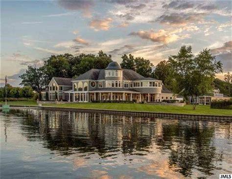 acre michigan waterfront retreat michigan luxury homes mansions  sale luxury portfolio