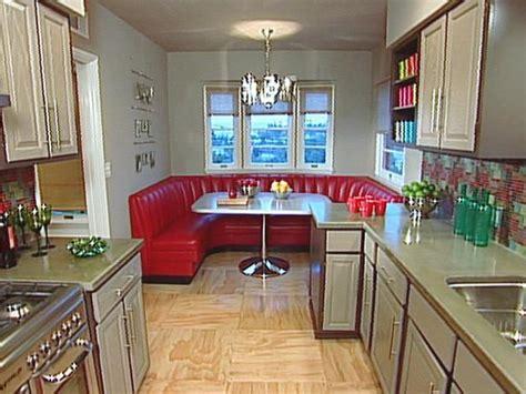 love  idea   big booth   kitchen home