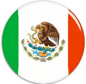 Mexican the Mexico Flag Symbol
