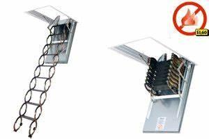 Trappe D Accès Comble : echelle escamotable de grenier en aluminium bois ou m tal ~ Melissatoandfro.com Idées de Décoration