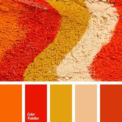 beige burnt orange color carrot color matching