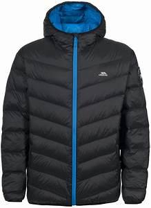 Trespass Stormer Men's Winter Coat With Hood Warm Padded ...
