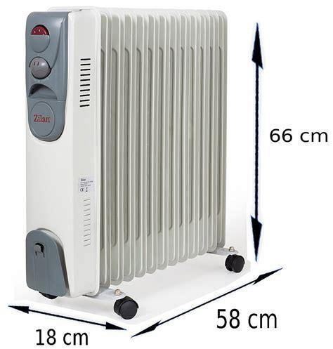 elektrische heizkörper energiesparend 214 l radiator 13 rippen elektrische heizung elektroheizung