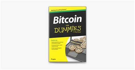 12 top 10 bitcoin facts. Bitcoin For Dummies on Apple Books