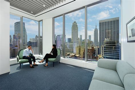 a tour of nixon peabody s modern new york city office