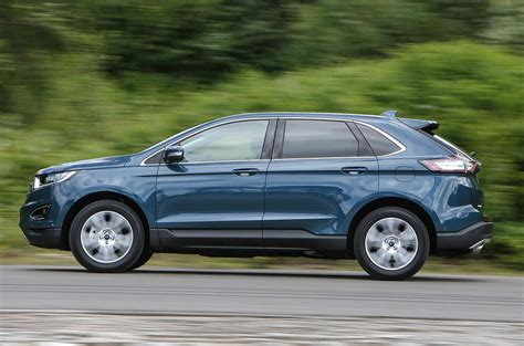 Ford Edge Style Change by Ford Edge Review 2019 Autocar