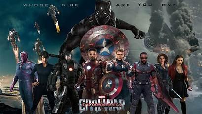 Captain America Civil War Desktop Wallpapers 1080p