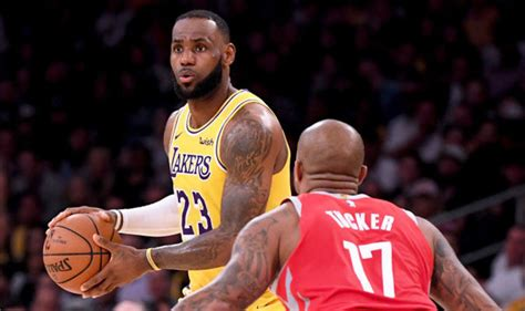 Lakers vs Spurs LIVE stream: How to watch LeBron James in ...