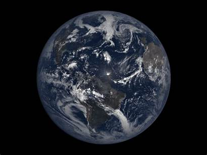Eclipse Space Solar Views Nasa Epic Earth