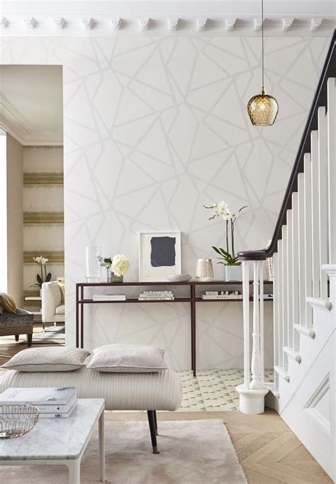 sumi beaded  harlequin linen wallpaper wallpaper
