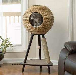 Arbre A Chat Moderne : comment choisir un arbre chat yummypets ~ Melissatoandfro.com Idées de Décoration