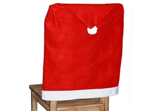 housse de chaise largeur 50 cm housse de chaise en feutrine avec bordure pompon