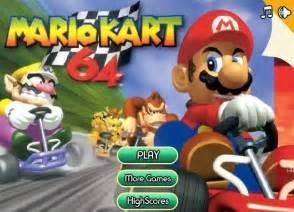 Play Super Mario Kart Games Online