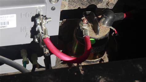 Yamaha Golf Cart Controller Motor Replacement