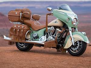 Indian Roadmaster Classic 2017: First Look - Cycle News