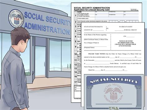 social security name change social security name change information about changing your authorized name