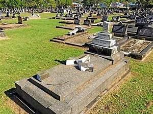 Utterly disrespectful: Graves vandalised at Lismore ...