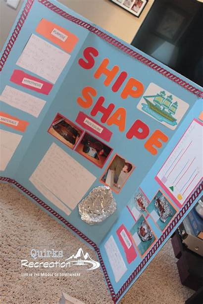 Science Fair Project Projects Shape Tips Quirksandrecreation